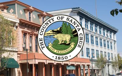County of Santa Cruz Sanitation District