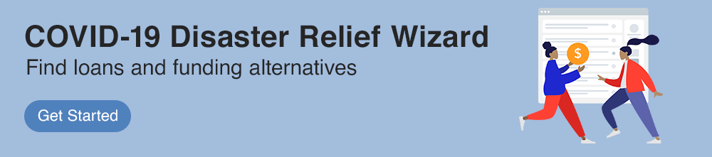 COVID-10 Disaster Relief Wizard
